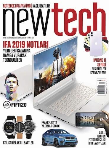 Newtech Ekim 2019