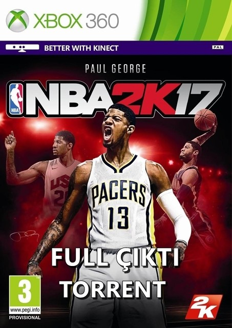 NBA 2K17 Xbox 360 TORRENT İndir [ÇIKTI-FULL-ISO-RegionFree-COMPLEX]