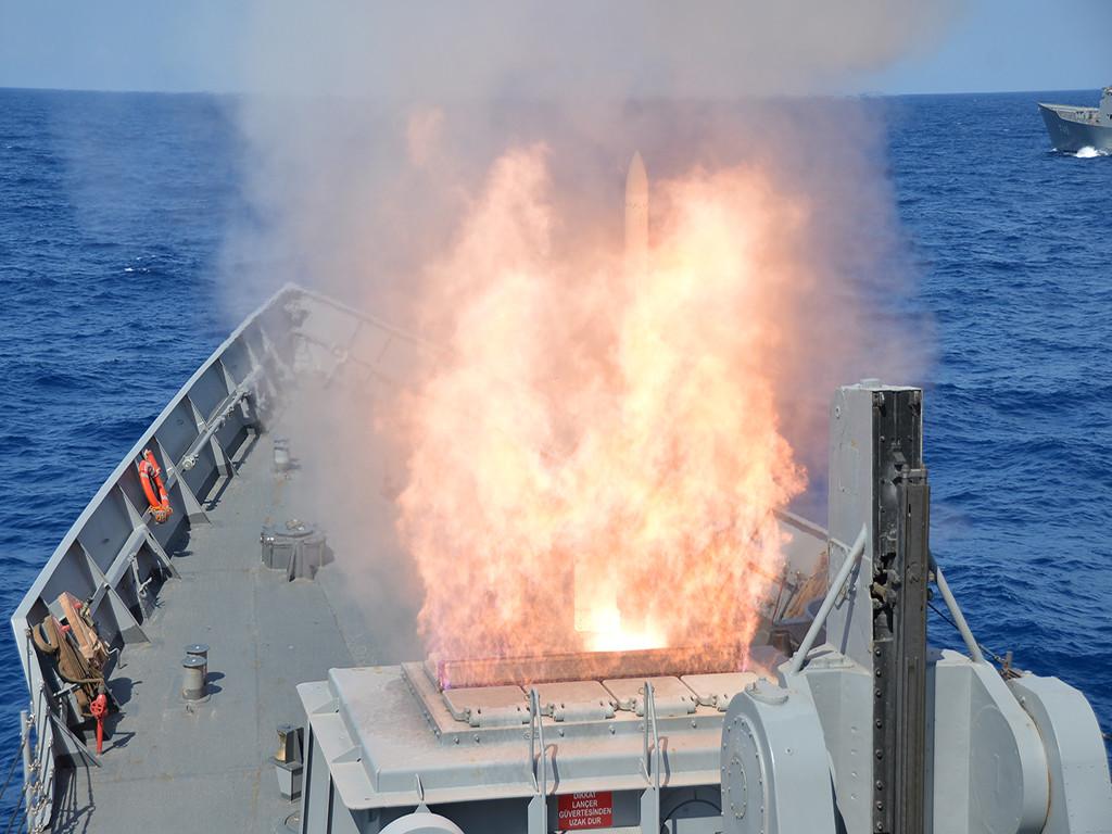 Turkish Navy: 88Azdd