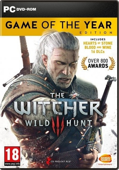 The Witcher 3 Wild Hunt Game of the Year Edition - GOG