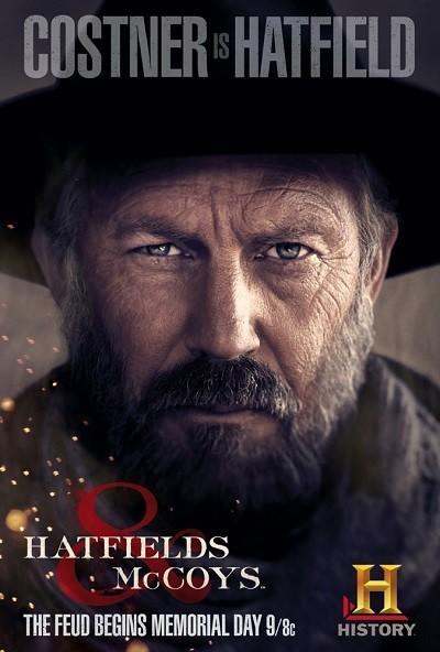 Hatfields & McCoys | 2012 | PART III FİNAL | BDRip XviD | Türkçe Dublaj