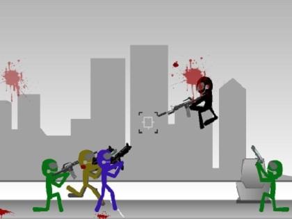 Çöp Adam Savaşları Oyunu