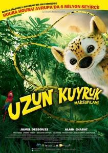 Uzun Kuyruk Filmini izle ~ Tek Parça Türkçe Dublaj