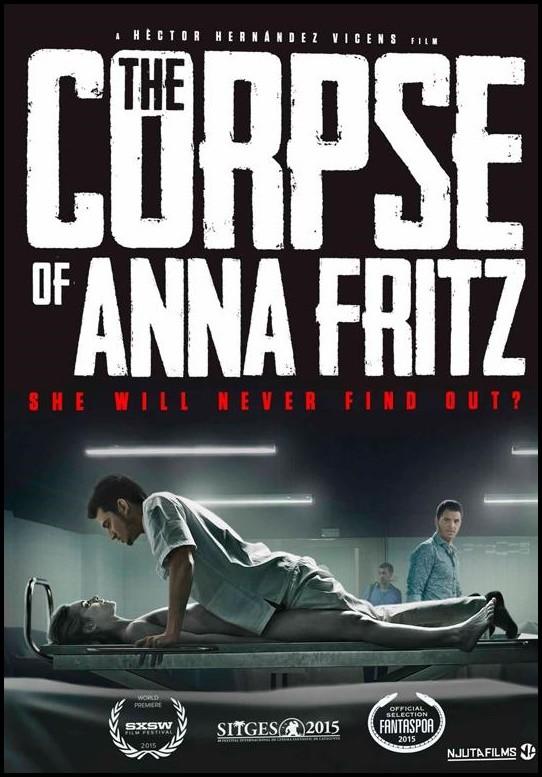 Ölüm ve Ötesi – The Corpse of Anna Fritz – 2015 – Türkçe Alyazı