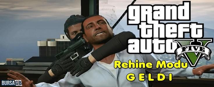 GTA 5'e Rehine Modu Geldi!