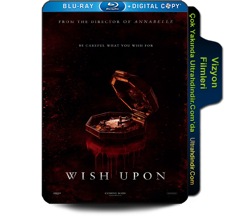wish upon 1080p film indir