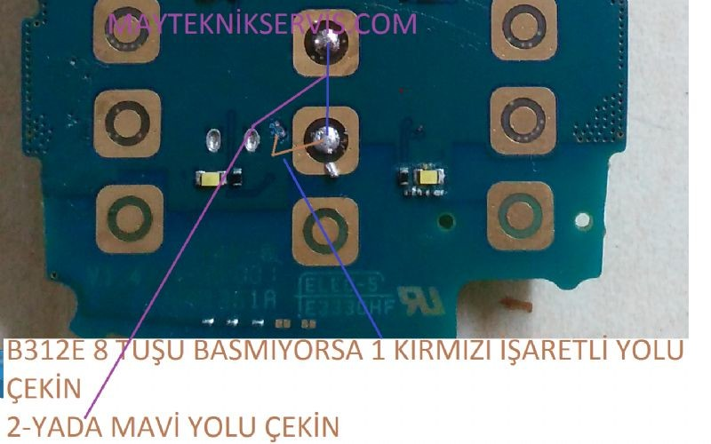 samsung b312e keypad problem. - GSM-Forum