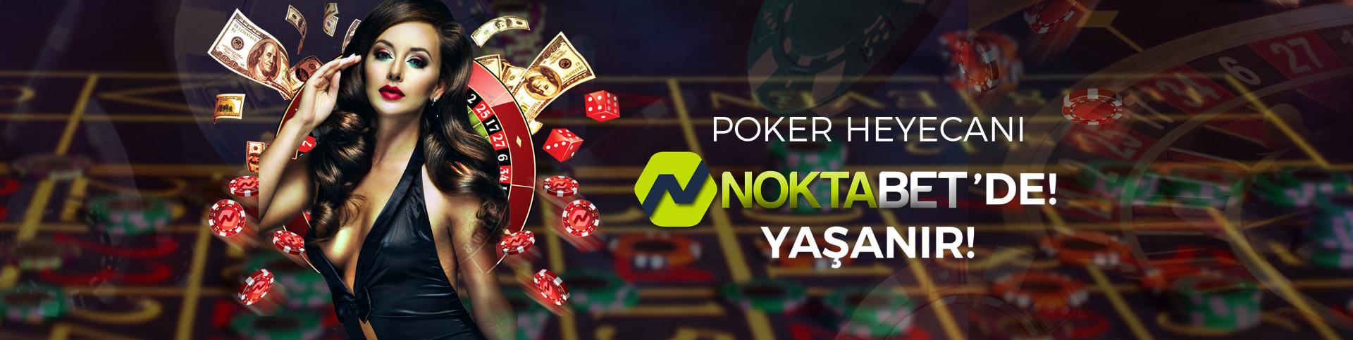 Noktabet- Poker Heyecanı