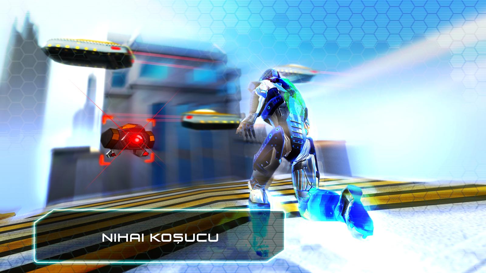 RunBot: Rush Runner Android