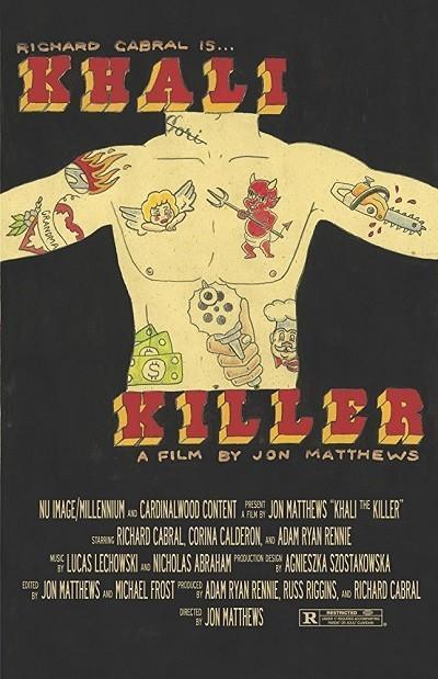 Katil Khali – Khali the Killer 2017 Türkçe Dublaj film izle