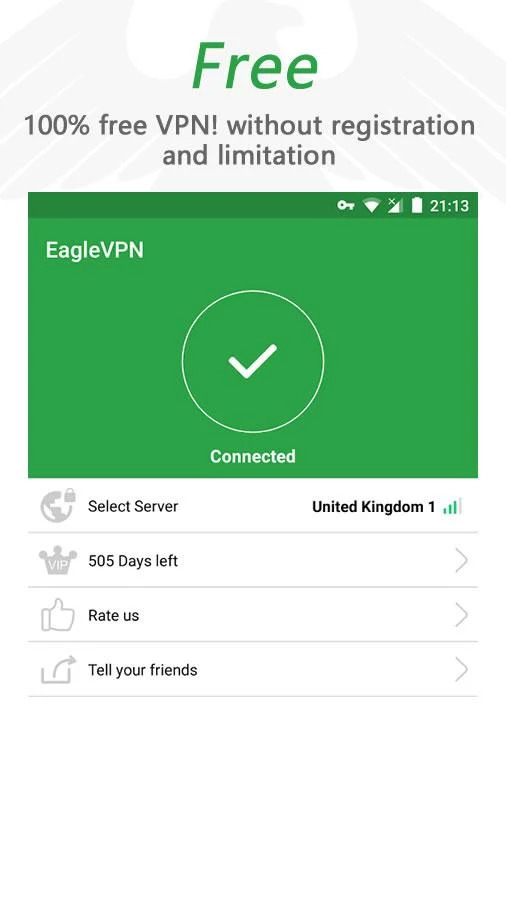 Eagle VPN-Free·unblock·proxy Android