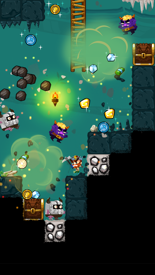Pocket Mine 3 Android Oyun