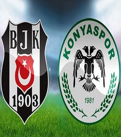 Beşiktaş – Konyaspor 18.09.2017 Maç İzle