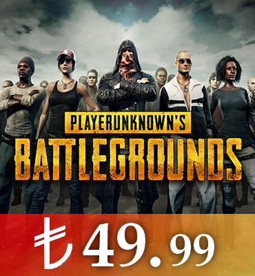 Playerunknowns Battlegrounds satın al