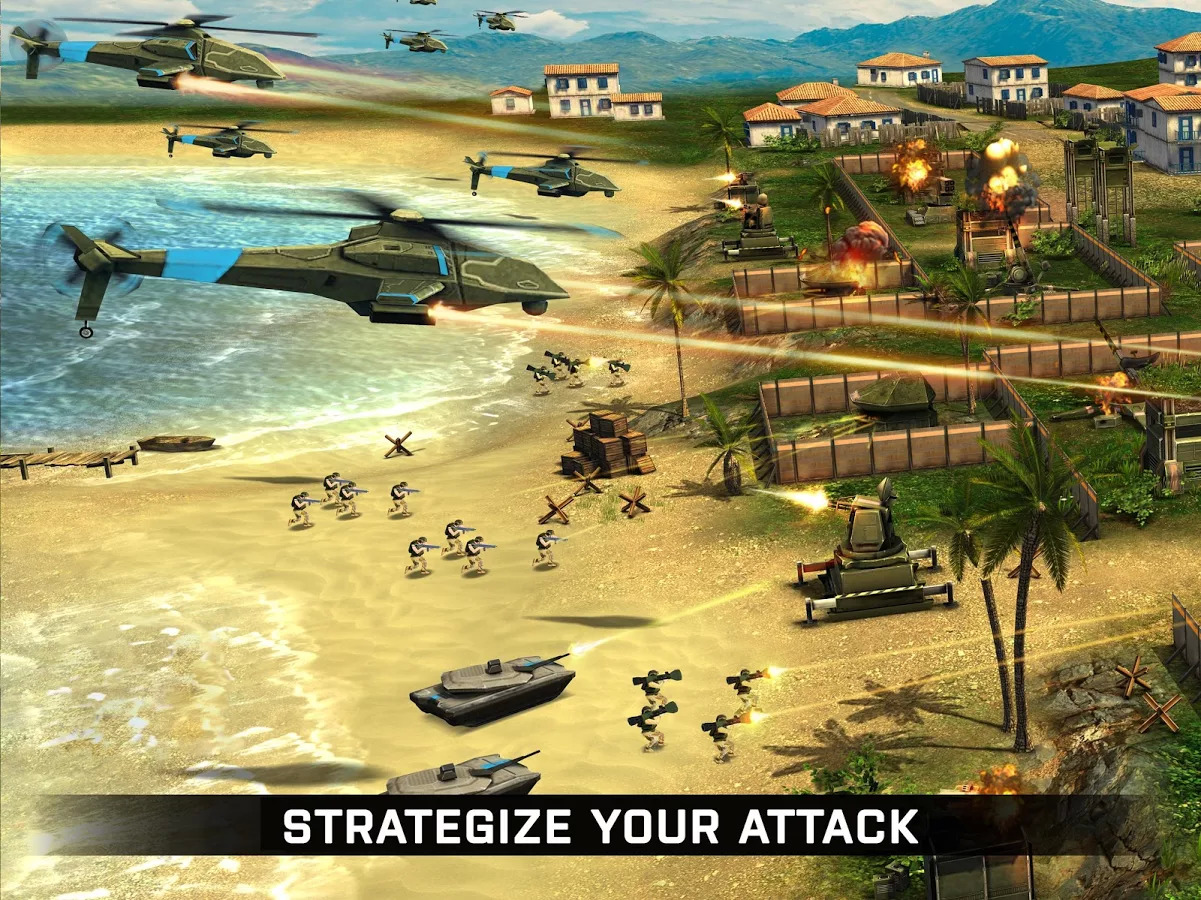 Arma Mobile Ops Android Oyun