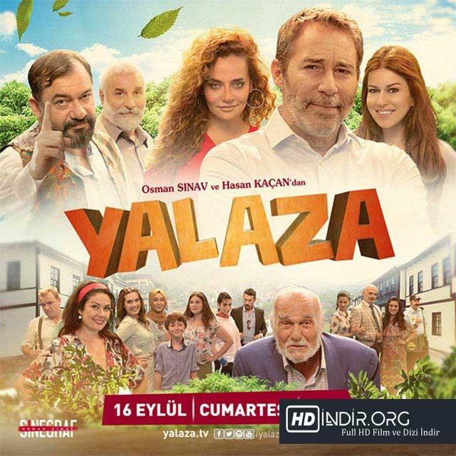 Yalaza 2. Bölüm (23 Eylül 2017) Yerli Dizi HD İndir