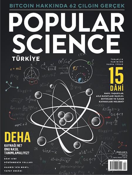 Popular Science Aralık 2017
