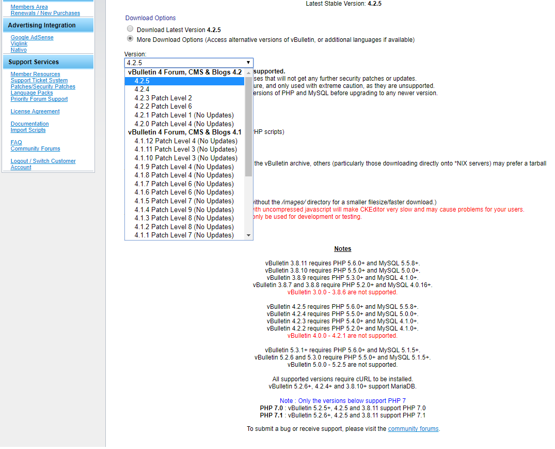 vBulletin 4 Cms,Blog,Forum,Mobil Lisansi Satilik - R10 net