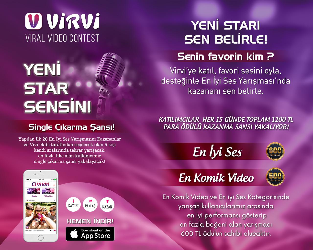 virvi app ödül 8P2G5Q