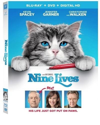 Dokuz Canlı Bay Tüylü – Nine Lives 2016 BluRay 720p – 1080p DUAL TR-EN – Film indir