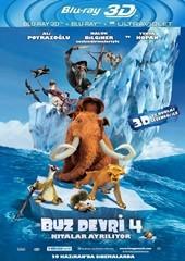 Buz Devri 4 : Kıtalar Ayrılıyor (2012) 3D Film indir