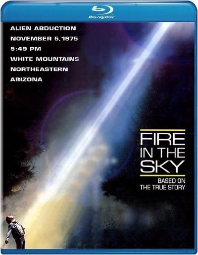 Gökyüzünde Ateş - Fire in the Sky (1993) türkçe dublaj film indir