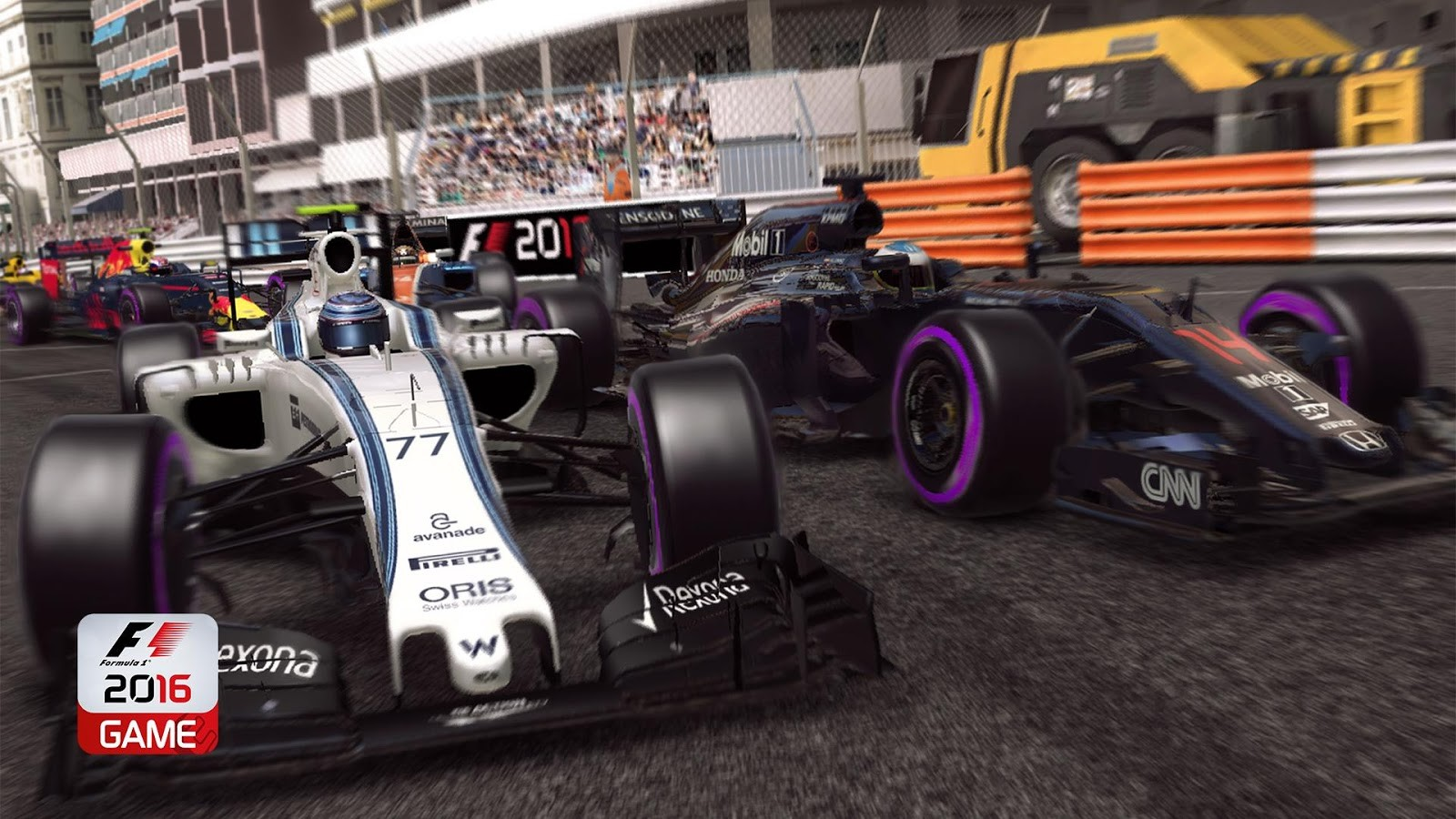 F1 2016 Android İndir