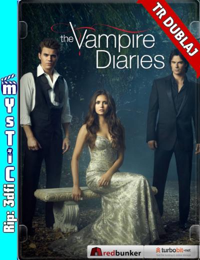 The Vampire Diaries -Vampir Günlükleri (2009–) 7. Sezon İlk 5 Bölüm ( 720p WEBDL ) Türkçe Dublaj 3dfi dizi indir