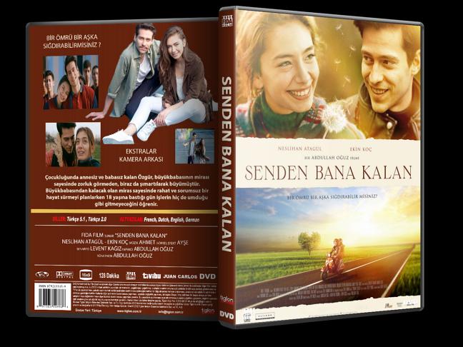 Senden Bana Kalan 2015 (DVD-9) Yerli Film indir