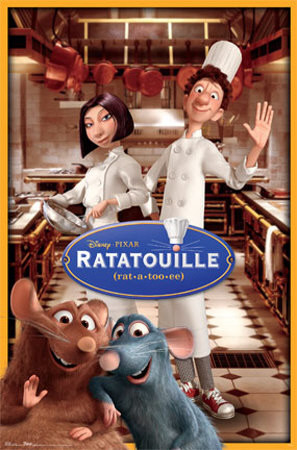 Ratatouille / Ratatuy / 2007 / Animasyon / Online �izgi Film �zle / T�rk�e Dublaj
