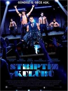 Striptiz Kulübü - Magic Mike Türkçe Dublaj Mp4