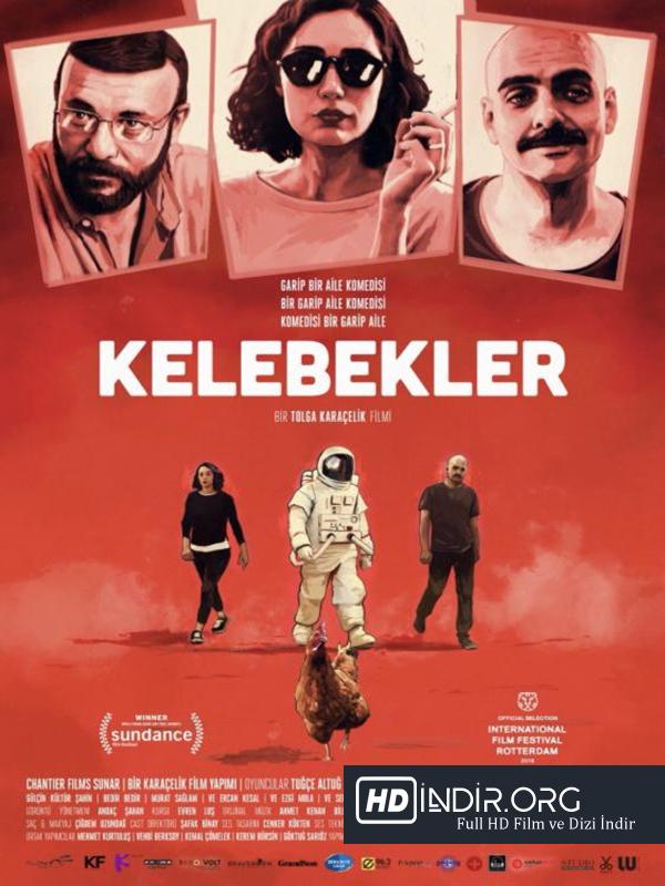 Kelebekler indir (2018) Yerli Film Full HD Tek Link