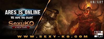 SexyKO Ares'te Savaşmaya Hazırmısınız??