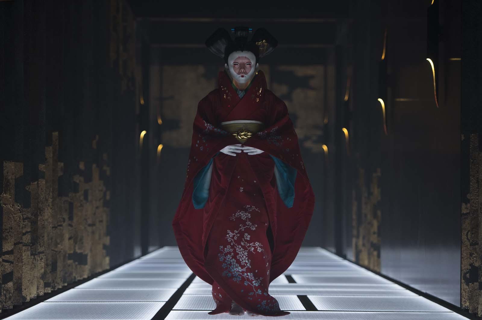 Kabuktaki Hayalet Filmini Tek Part İndir Ekran Görüntüsü 1
