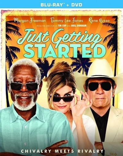 Daha Yeni Başladık – Just Getting Started 2017 Türkçe Dublaj Film indir