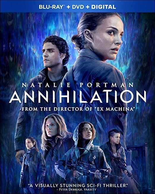 Yok Oluş - Annihilation 2018 - TR DUBLAJ - 1080p BluRay TR/ENG