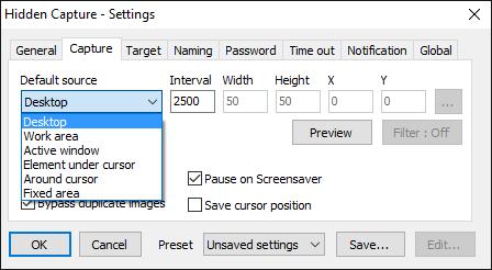 ekran kaydı gizli