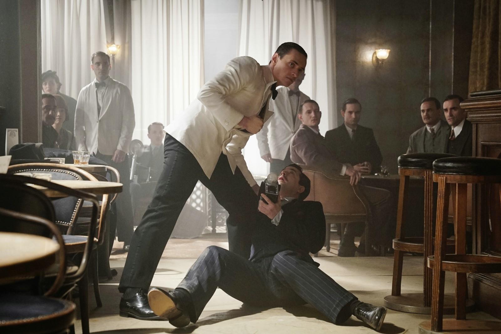 Doğu Ekspresinde Cinayet Filmi Tek Part indir Ekran Görüntüsü 2