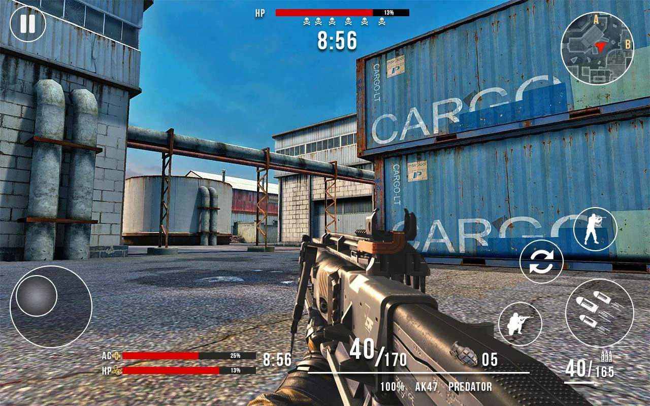 Impossible Assault Mission - US Army Frontline FPS Apk