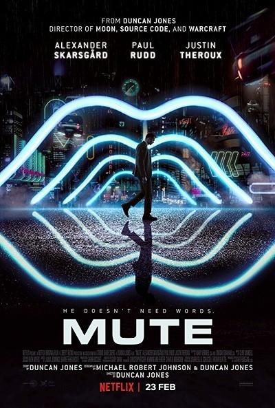 Sessiz Kahraman - Mute 2018 Türkçe Dublaj HDRip XviD - okaann27