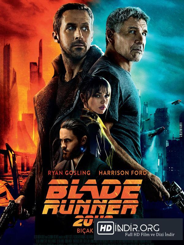 Blade Runner 2049: Bıçak Sırtı (2017) Türkçe Dublaj HD İndir