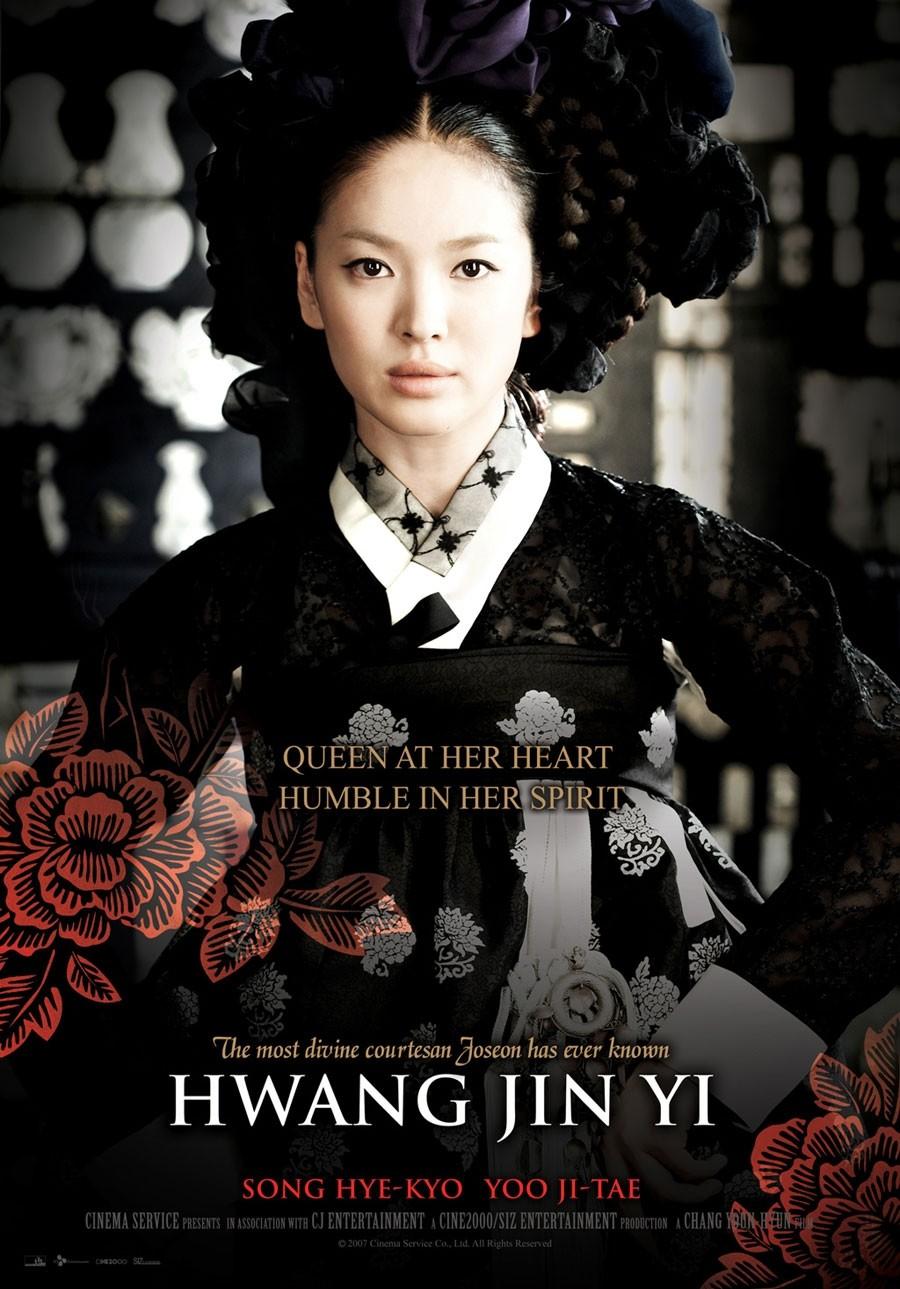 Hwang Jin Yi (2007 ) Divx HD