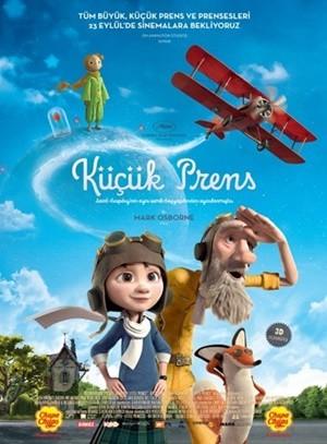 Küçük Prens - The Little Prince | 2015 | BRRip XviD | Türkçe Dublaj