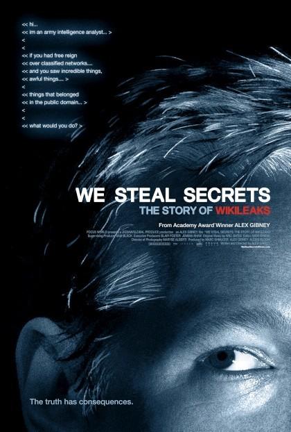 Sırları Çalıyoruz: Wikileaks'in Hikayesi (2013) - türkçe dublaj belgesel indir