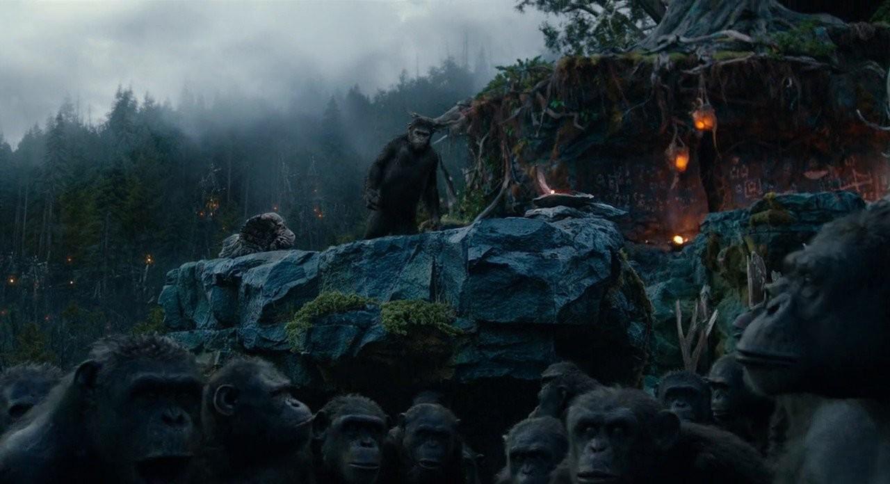 Maymunlar Cehennemi - Planet of the Apes Serisi 7 Film (m1080p BluRay Boxset) - türkçe dublaj indir