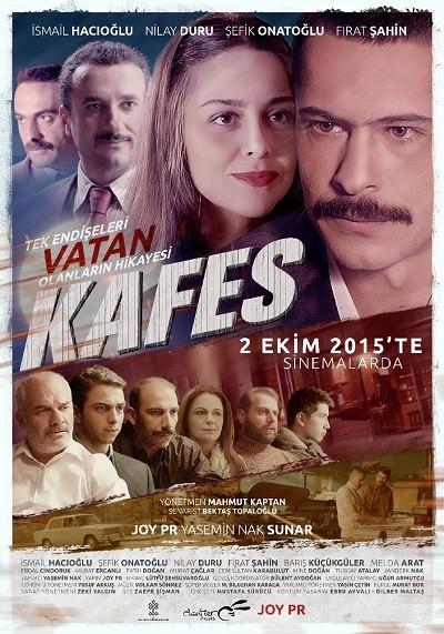 Kafes (2015) - hd yerli film indir