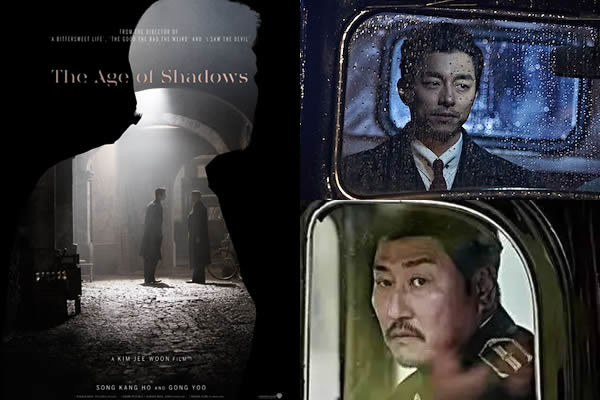 """The Age of Shadows"""" Filminin Uluslararası Afişi ve Filmden Görüntüler [Fotoğraf]"""
