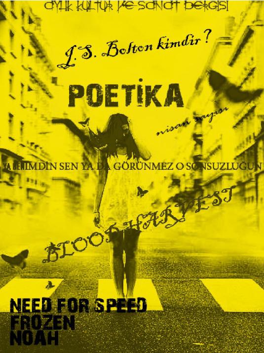 Poetika Nisan 2016 PDF Dergi indir