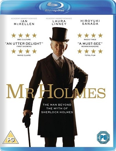 Mr. Holmes – Mr. Holmes ve Müthiş Sırrı 2015 ( BluRay 720p - 1080p ) DuaL TR-ENG