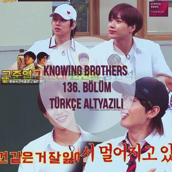 Knowing Bros 136. Bölüm (Eunhyuk & Taemin) [Türkçe Altyazılı] 8a2q1V